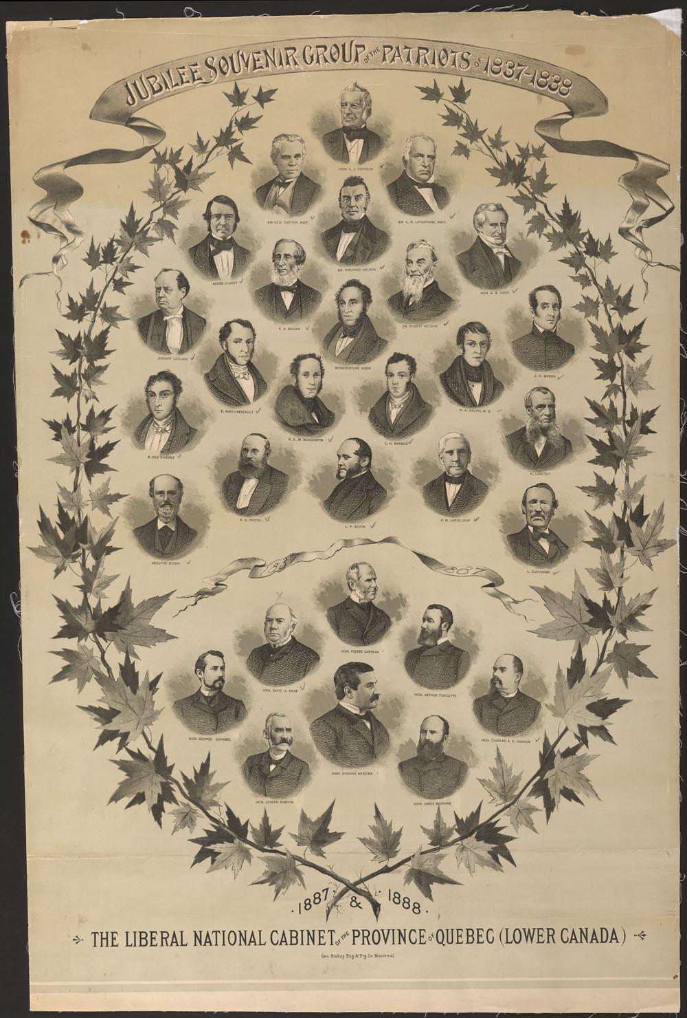 Patriots 1838