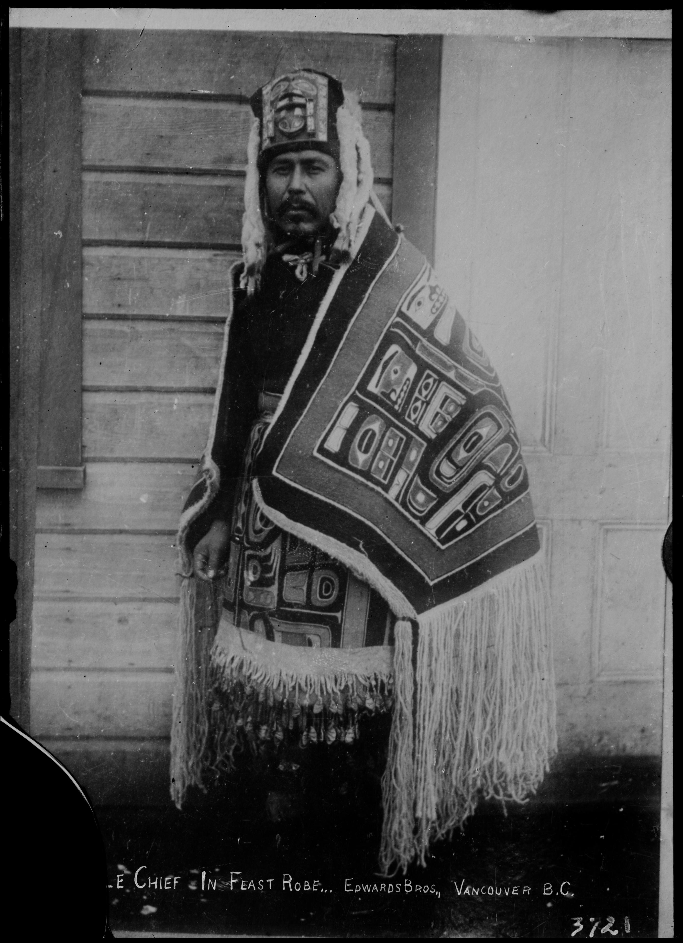 Nisga'a Chief