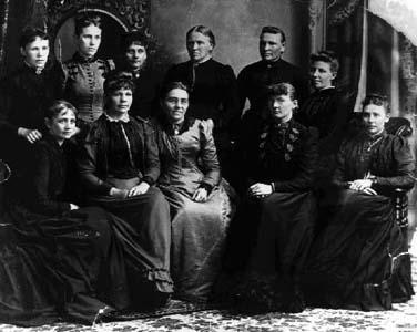 Icelandic Pioneer Women