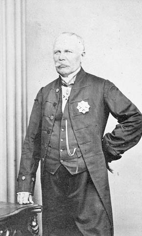Sir Étienne-Paschal Taché