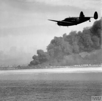 Evacuation of Dunkirk 1940