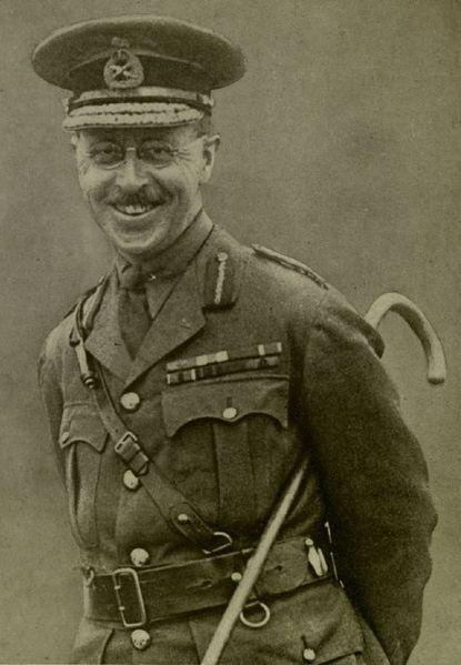 Brigadier Richard Turner, 1917.