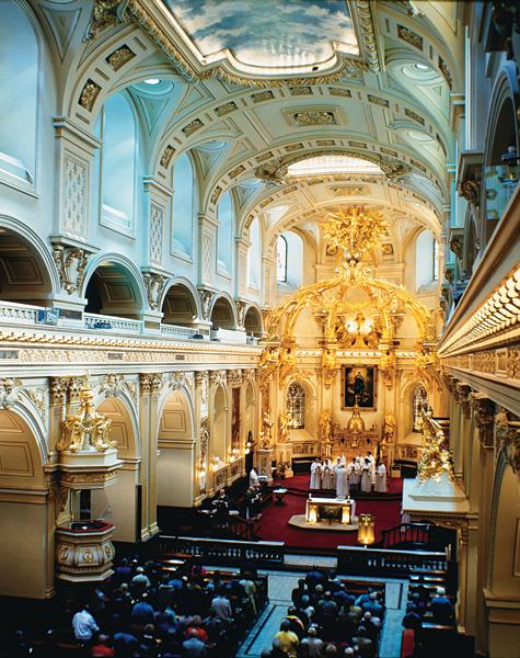 Notre-Dame de Québec Church