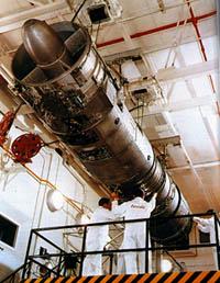 Avro Arrow Orenda Engine