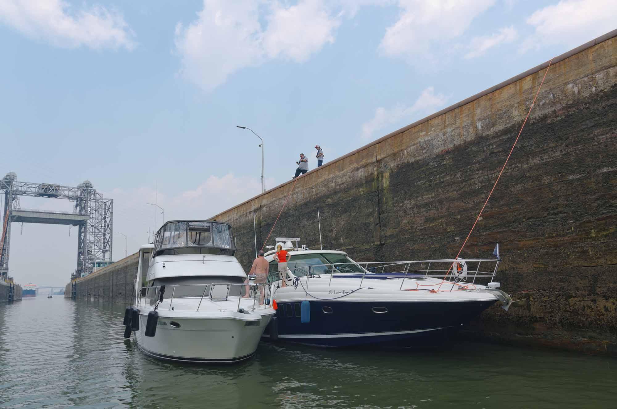 St. Lambert Locks