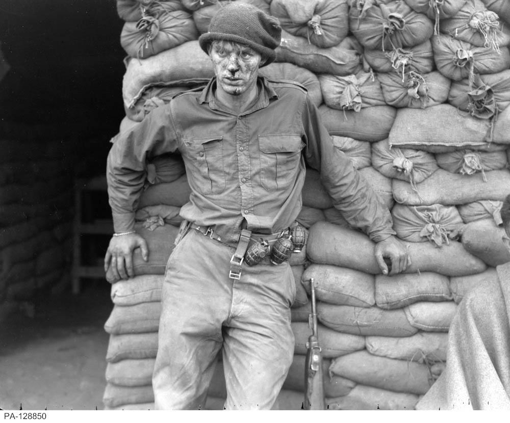 Private Heath Matthews of Charlie Company