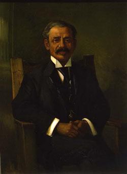 Portrait de William Hubbard