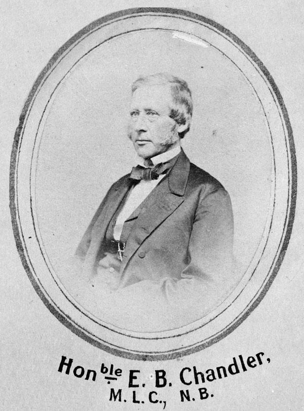 Edward Barron Chandler