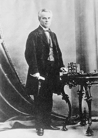 Sir George-Étienne Cartier