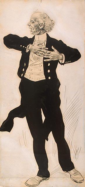 \u00ab By-Town Coons \u00bb: Sir Wilfrid Laurier, 1899
