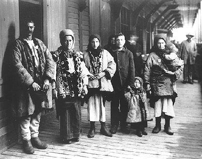 Galician Immigrants