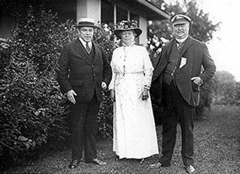 The Pellatts and Mackenzie King
