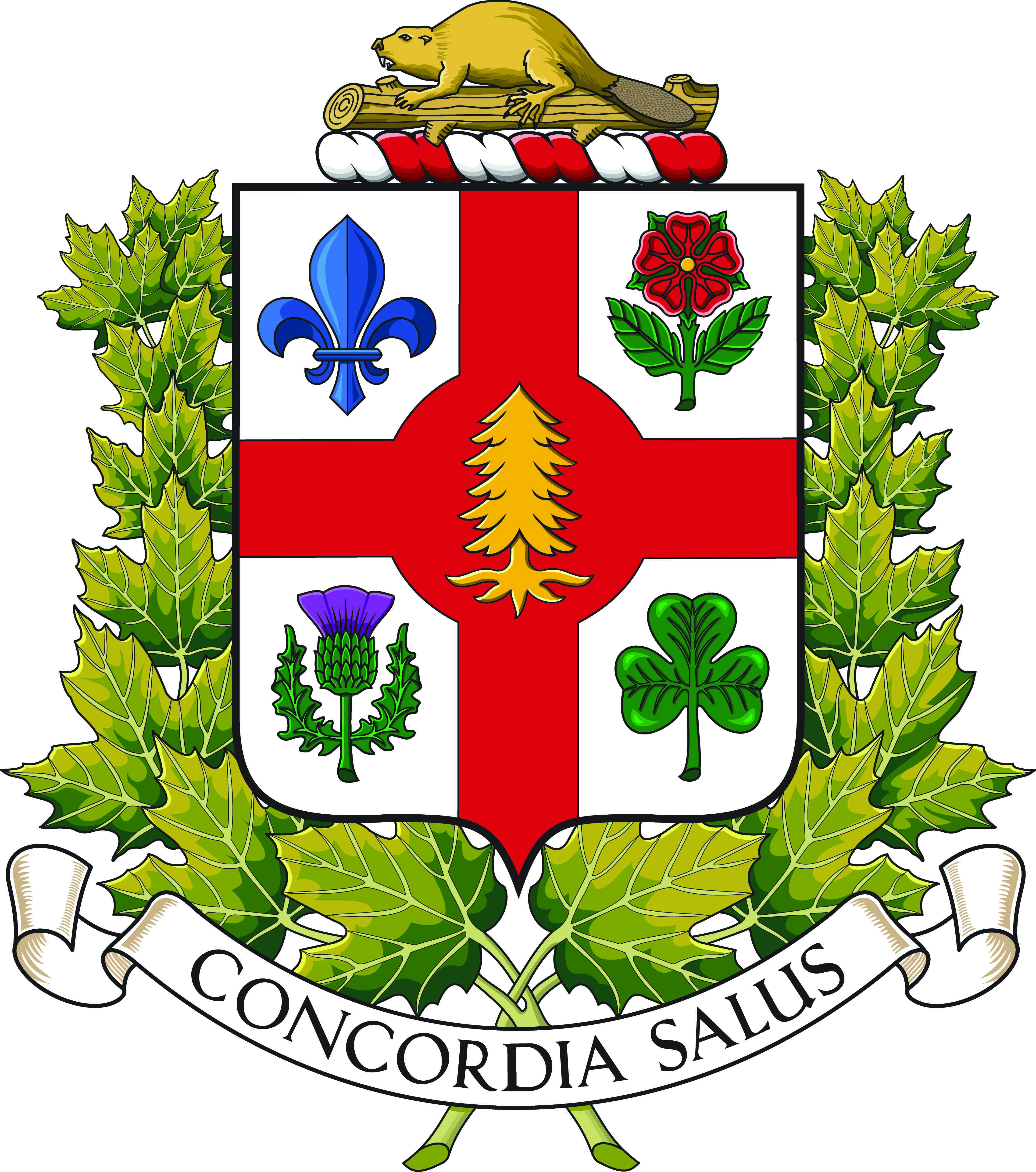 Montreal's coat of arms