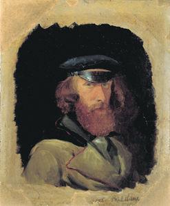 Autoportrait de Paul Kane