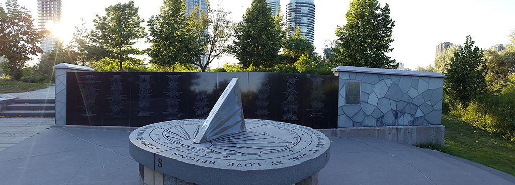 Monument commémoratif de la tragédie d