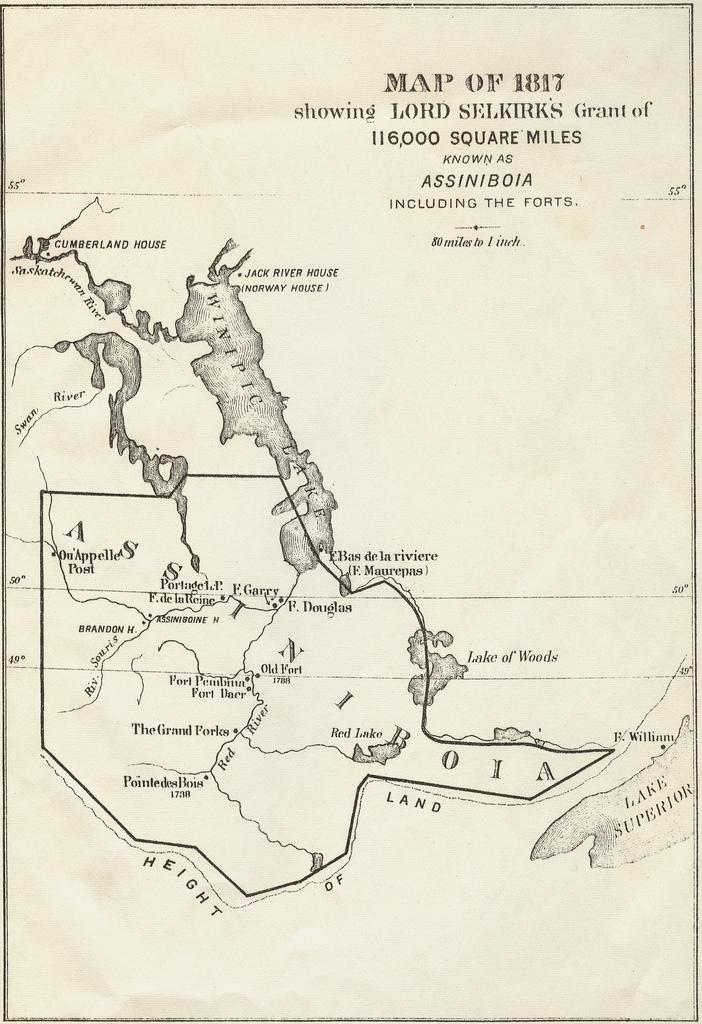 Assiniboia (colonie de la rivière Rouge)