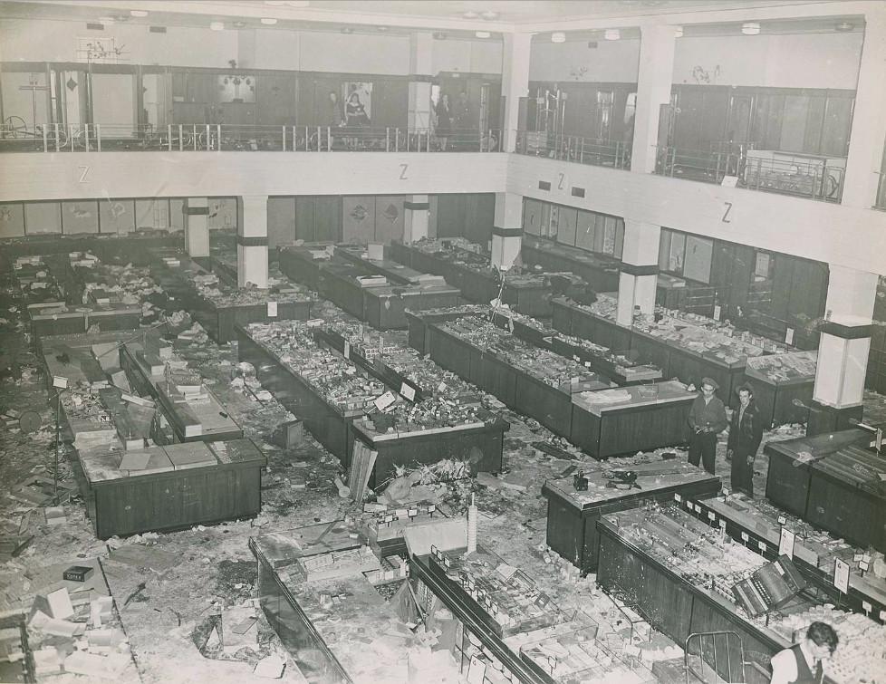 Halifax Riot, 1945