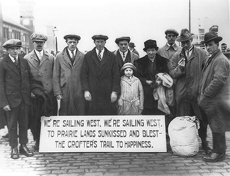 Scottish Immigrants