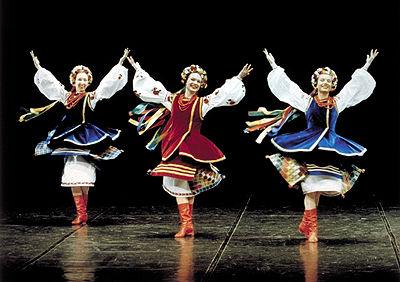 Troupe des Ukrainian Shumka Dancers, 2