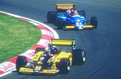 Grand Prix, course automobile du