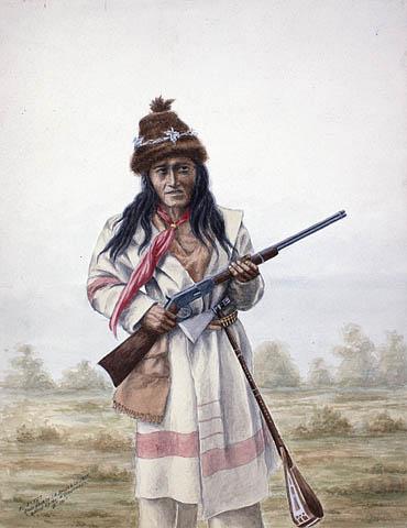Cree Chief Pi-A-Pot