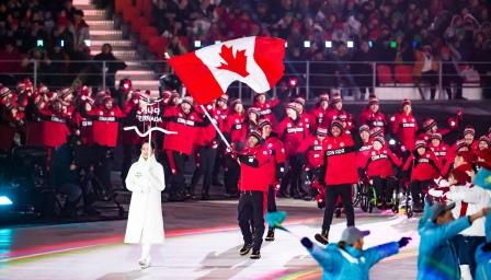 Opening Ceremonies, 2018 Paralympic Winter Games