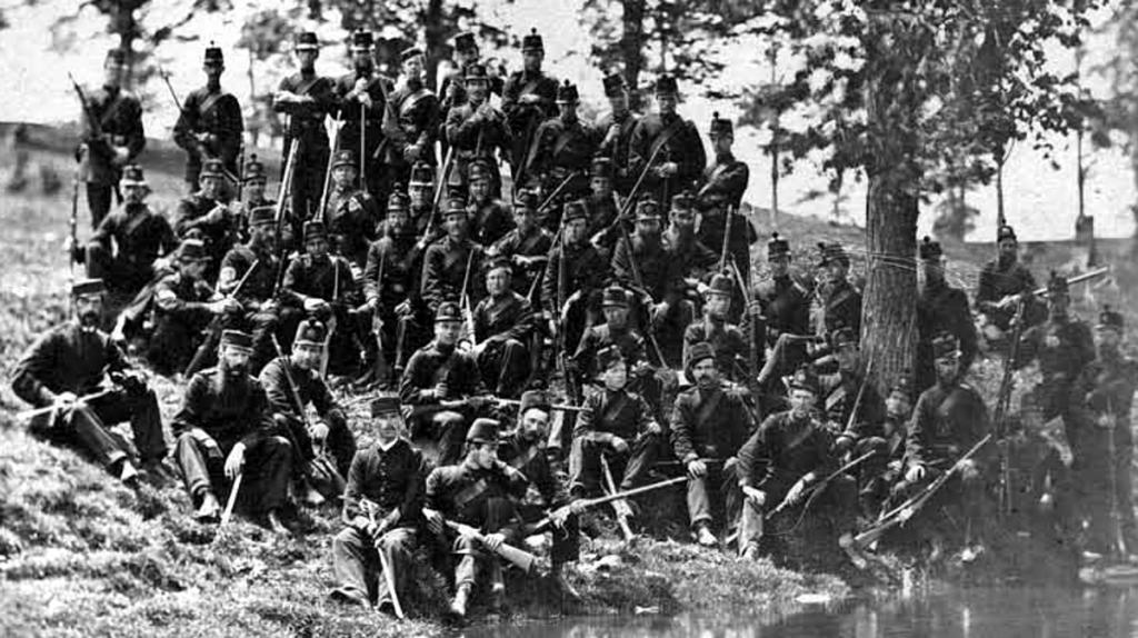 5e Compagnie, Régiment Queen's Own Rifles of Canada