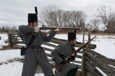The Battle of Ogdensburg, Reenactment