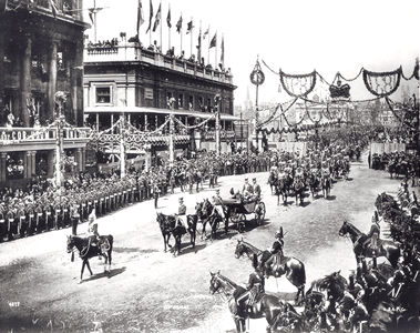 Queen Victoria Diamond Jubilee