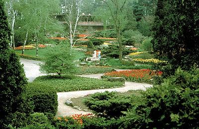 Rock Garden, Royal Botanical Gardens