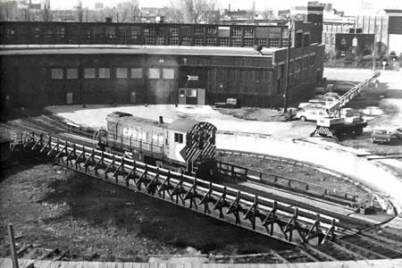 Locomotive at Work