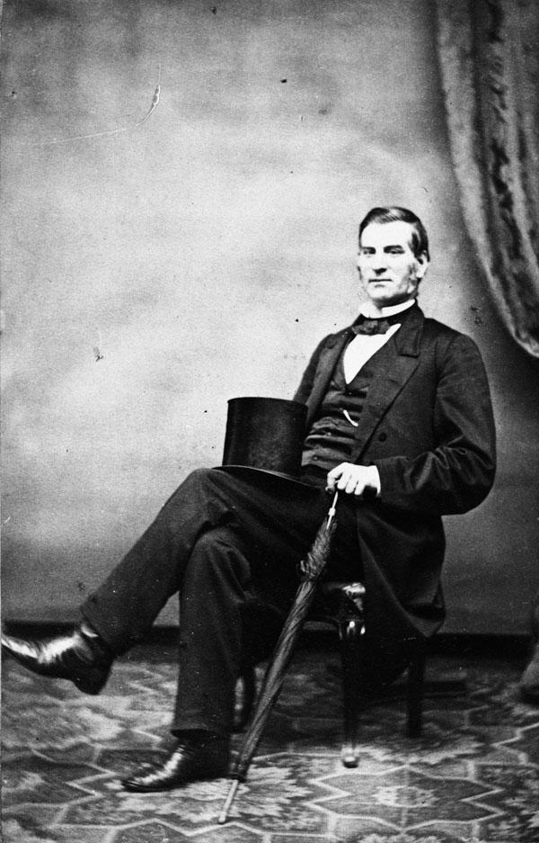 William Henry Steeves