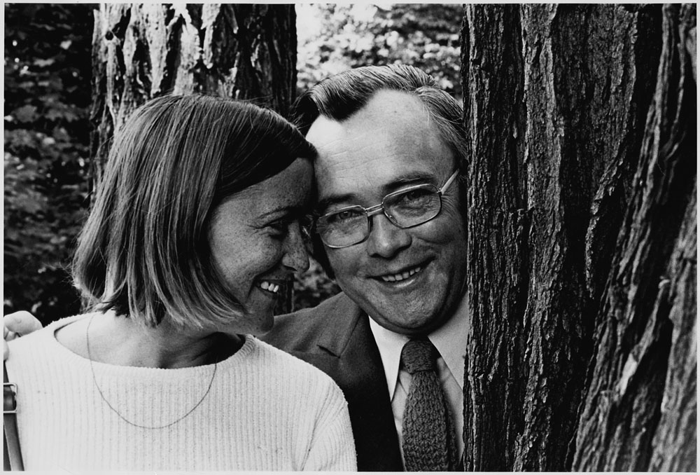 Josef Skvorecky and Zdena Salivarova, 1955-1976.