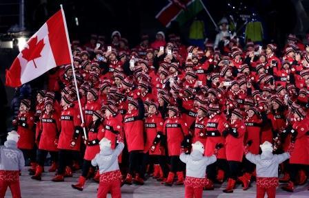 Opening Ceremonies, PyeongChang 2018