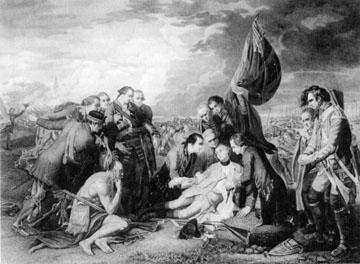 Les plaines d'Abraham : les sentiers de la gloire