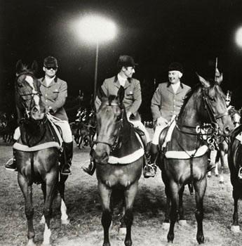 L'équipe équestre, 1968