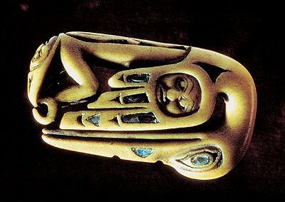 Amulette de chaman (Tsimshians)
