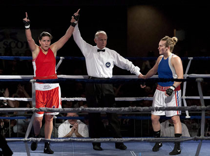 Mary Spencer, boxer