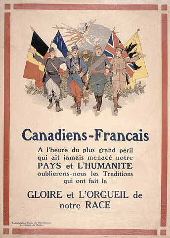 First World War Recruitment Poster