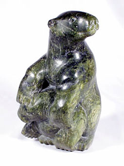 « Bear & Seal » (Ours et phoque)