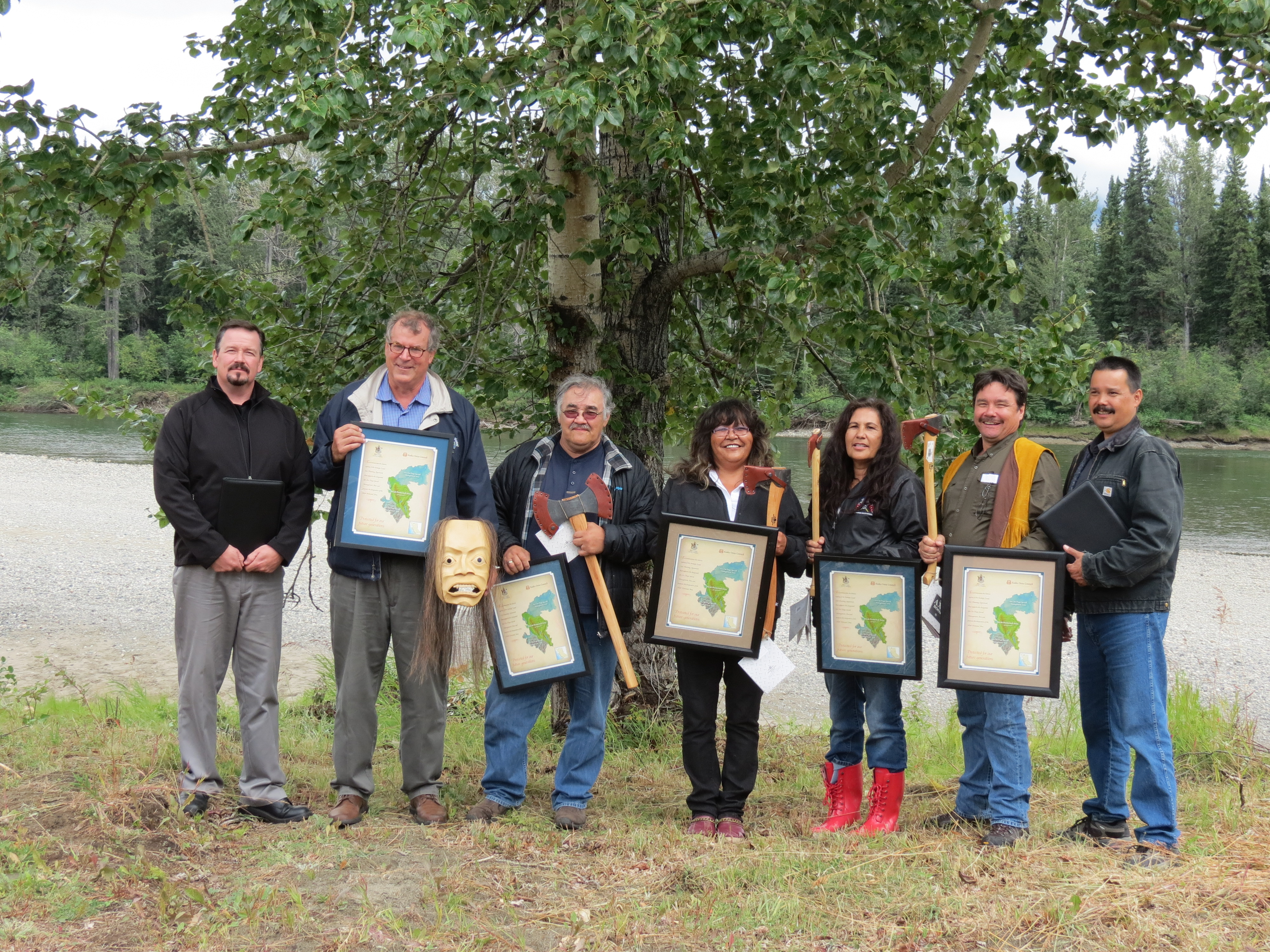 Kaska Dena First Nations