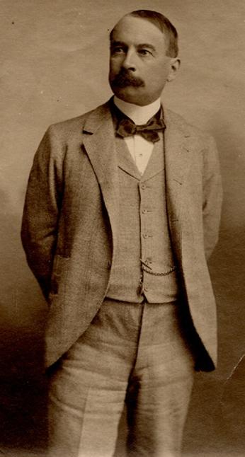 Ernest Pacaud, vers 1900