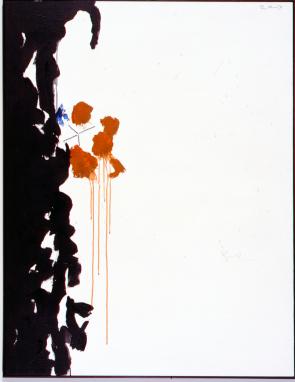 Ray Mead, Star Gazer II, 1998, acrylic on canvas, 132.08 x 101.60 cm.