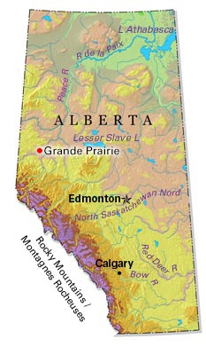 Grande Prairie The Canadian Encyclopedia