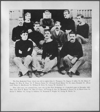 World's First Basketball Team