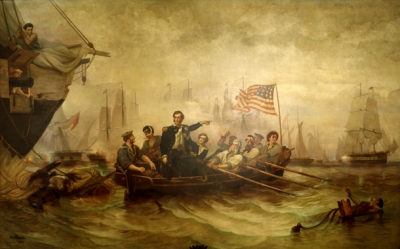 US Admiral Perry, The Battle of Put-in-Bay (Lake Erie)