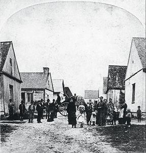 Village autochtone de Lorette