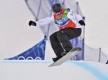 Ricker, Ma\u00eblle, snowboarder
