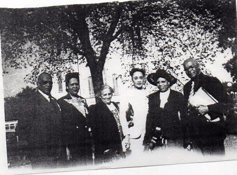 John C Holland Family Photo c. 1924.