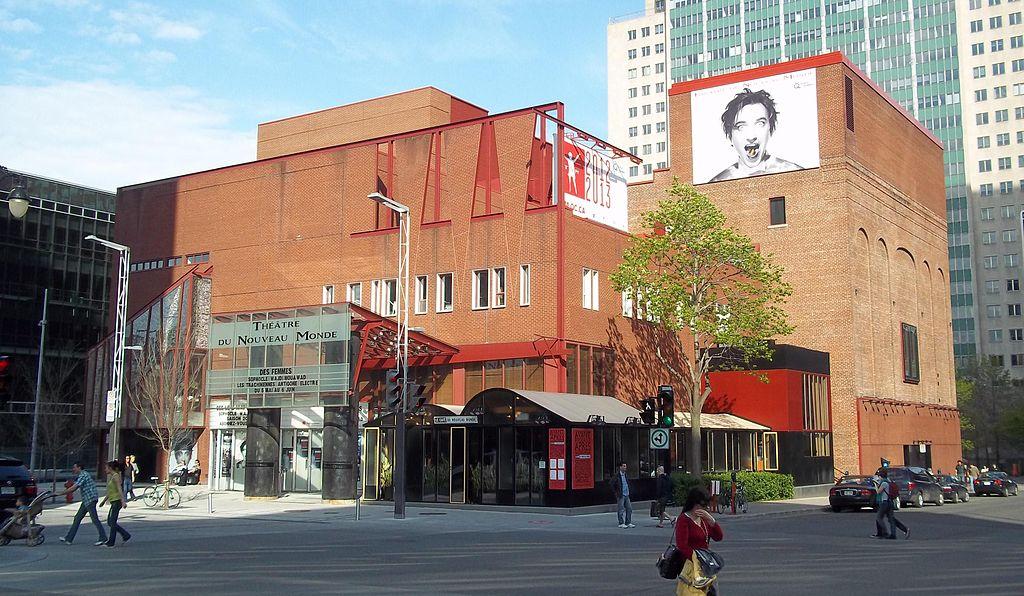 Théâtre du Nouveau Monde (TNM)